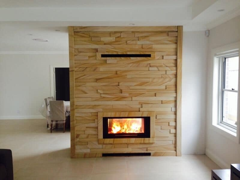 Maison Double Sided Wood Heaters Fyshwick Home And Heating